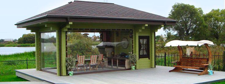 Мягкие окна (шторы из ПВХ) купить с установкой. Цены на пластиковые шторы - АСК-Групп