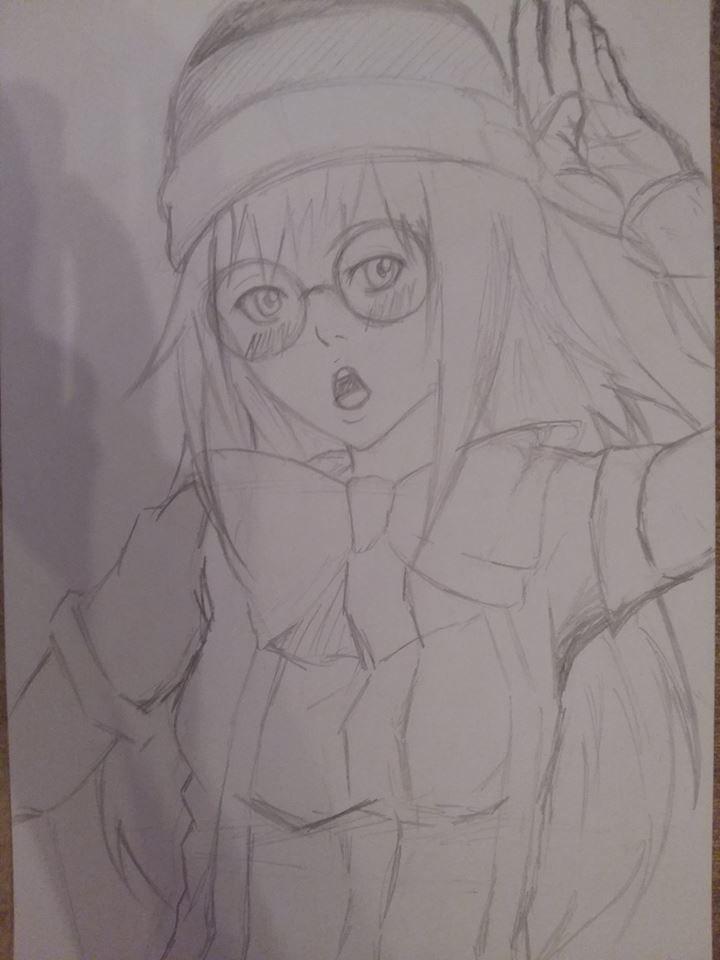 rough sketch 16