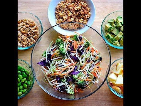 Embrace the Crunch With This Ramen Noodle Salad