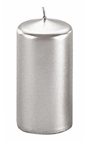 Bougie Cylindrique Argentée pas cher - Votre couleur principale pour votre mariage sera l'argenté ?   Cette bougie est donc faite pour vous ! Elle sera du plus bel effet sur vos centres de table ! http://www.mariage.fr/bougie-cylindrique-argentee-pas-cher.html