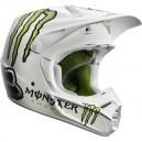 Helmet FOX-RACING V3 MONSTER White £269