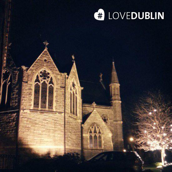 @jetpackjulie captured this atmospheric shot on Instagram! #cathedral #dublin #lovedublin #december #citybreak