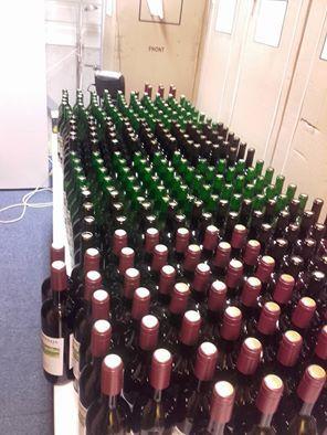 Het hele productieproces - van het plukken van het fruit tot aan de verzending van de flessen heeft Wijnmakerij De Betuwe in eigen hand. Zo bewaken we de kwaliteit die wij belangrijk vinden.