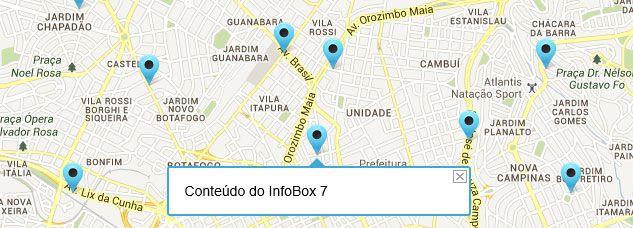 Mapas Personalizados do Google