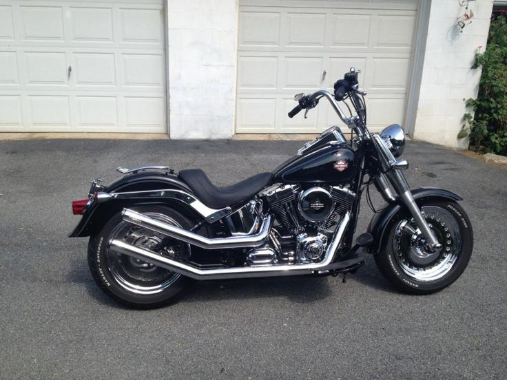 Freedom upswept Exhaust on Softail Slim - Harley Davidson Forums