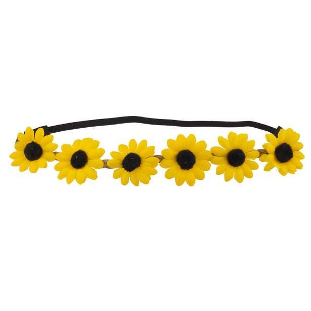 18 Flower Crown Png Sunflower Flores Overlays Png