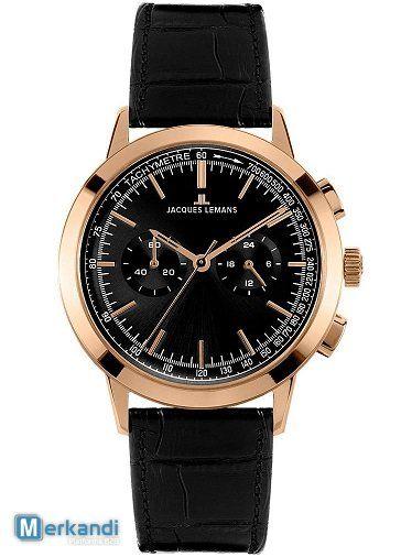 Nowe zegarki marki Jacques Lemans - Zegarki i biżuteria   Merkandi.pl