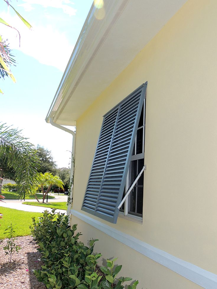 Best 25 bahama shutters ideas on pinterest diy exterior for Shutter styles