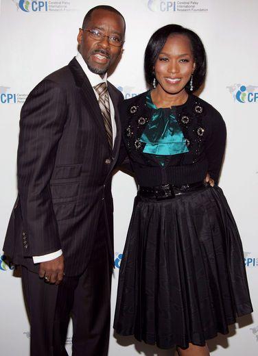 Angela Basset and Courtney B. Vance
