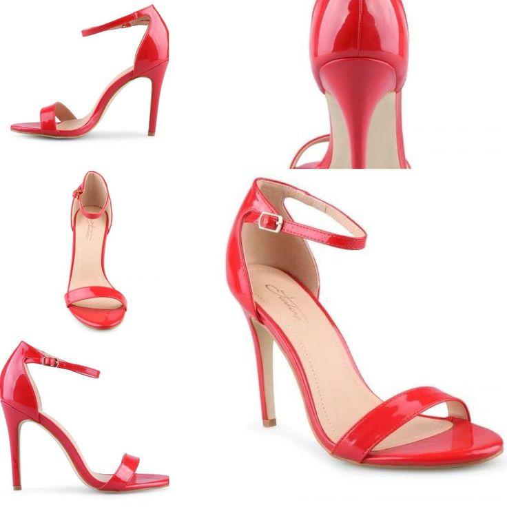 #highheels #red shop now Find us on Facebook  Marielashoes