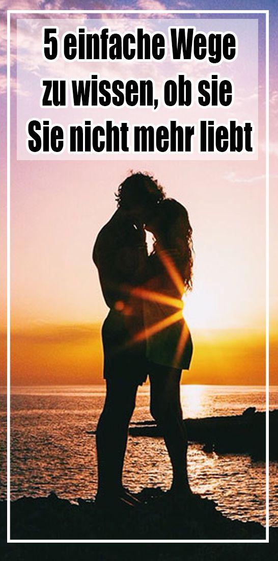 5 einfache Wege zu wissen, ob sie Sie nicht mehr liebt