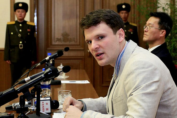 Otto Warmbier American Student Released From North Korea Dies