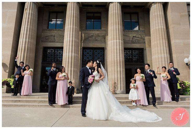 An Elegant Chinese Wedding at LIUNA Station in Hamilton    © 2016 Samantha Ong Photography www.samanthaongphoto.com #samanthaongphoto #weddingphotography #weddings #weddingphotos