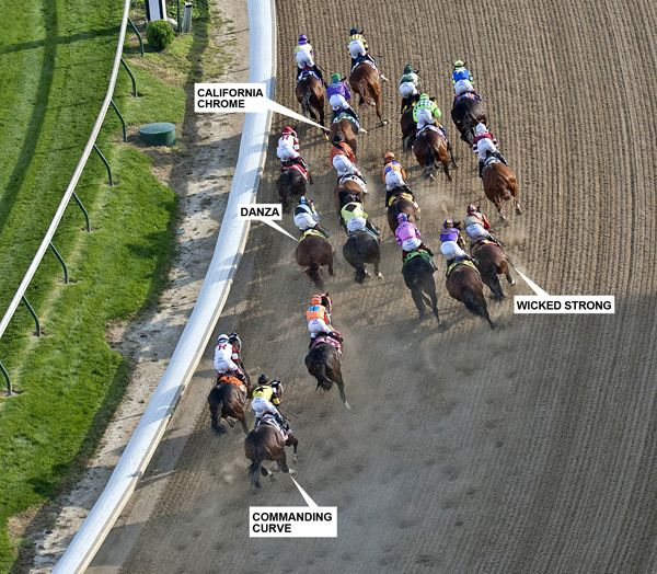 Best Kentucky Derby Images On   American Pharoah