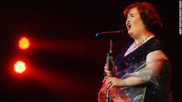 CNN.co.jp : 英歌手スーザン・ボイルさん、アスペルガー症候群を告白