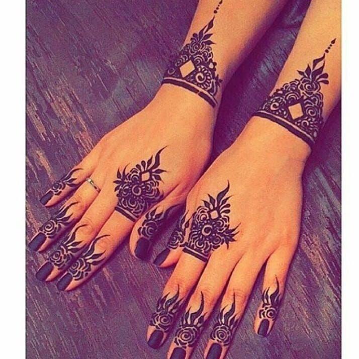 صور نقش الحناء Henna Tattoo Designs Henna Designs Feet Henna Designs