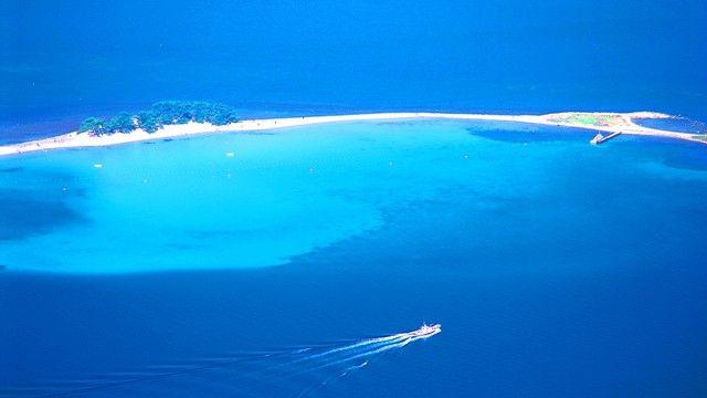 夏しか行けない「日本のハワイ」 福井県 若狭湾 水島