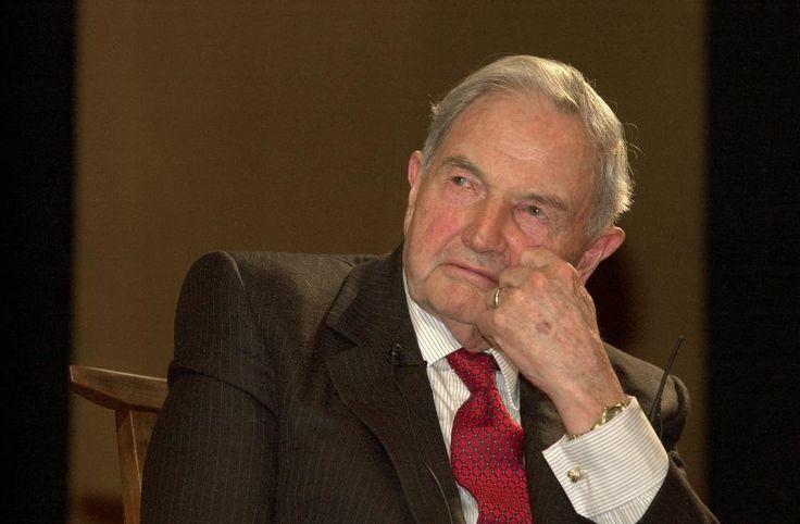 David Rockefeller, World's Oldest Billionaire, Dies At 101