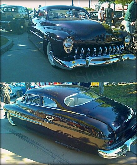 Mercury 2 door coupe