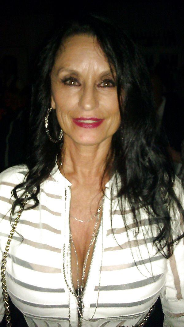 60 Milf Rita Daniels  Mf W 2019  Beautiful Old Woman -5608