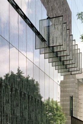 University Library, Utrecht, Netherlands  by: Wiel Arets Architects