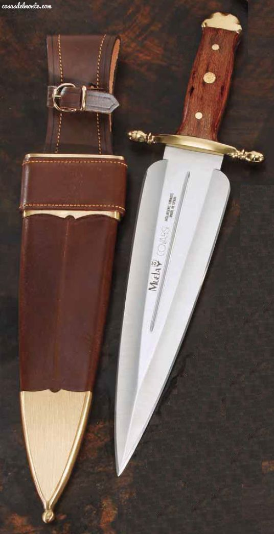 REMATE F/L - Hunting knife by Muela - www.cosasdelmonte.com
