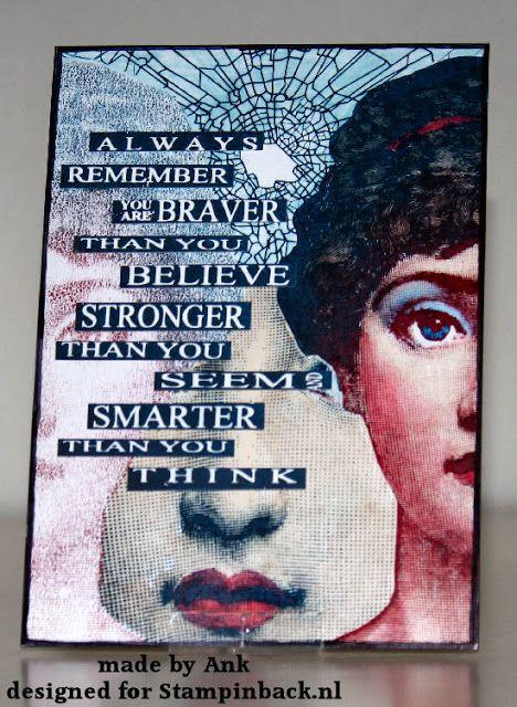 STAMPINBACK: Always remember