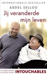 Jij veranderde mijn leven.  In de Franse succesfilm Intouchables is hij de zwarte Senegalees genaamd Driss, maar in werkelijkheid is hij Algerijn en heet hij Abdel Sellou. In dit boek vertelt hij met vaart en humor over zijn leven.    http://www.bruna.nl/boeken/jij-veranderde-mijn-leven-9789038896854