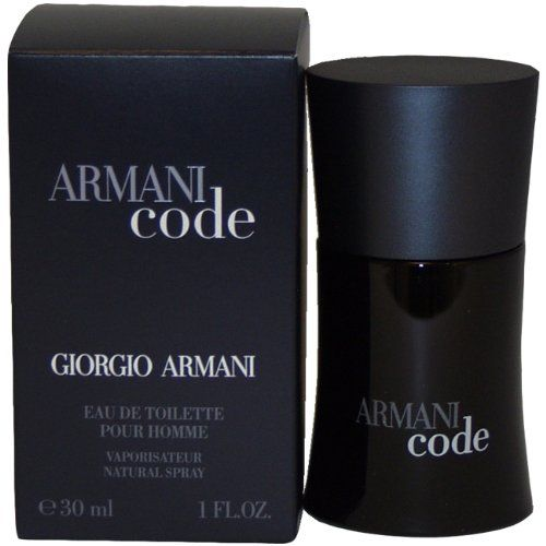 Armani Code by Giorgio Armani For Men. Eau De Toilette Spray 1-Ounce Packaging for this product may vary from that shown in the image above. This item is not for sale in Catalina Island.