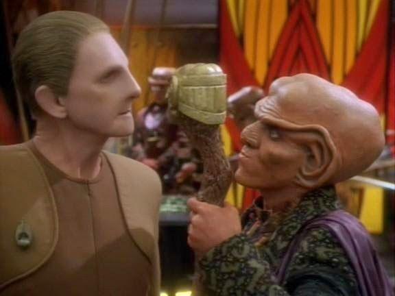 STAR TREK: DEEP SPACE NINE - The Best Trek Cast Ever!   Warped Factor - Words in the Key of Geek.