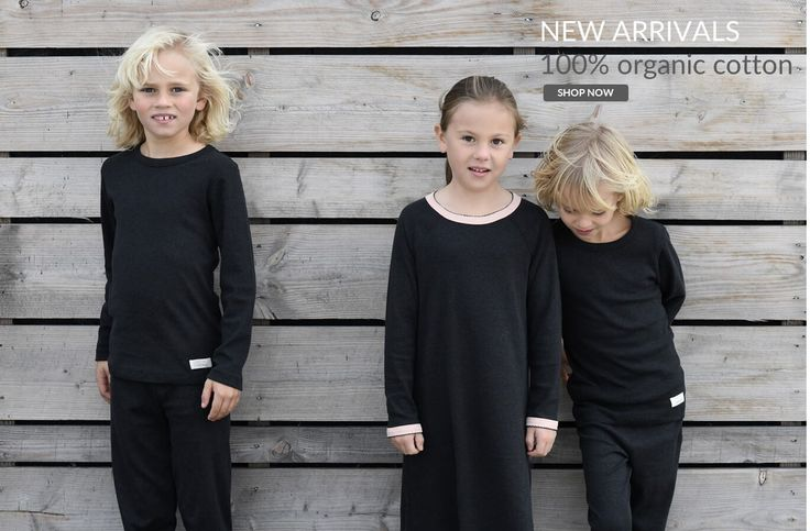 SNORK COPENHAGEN NIGHTWEAR - NEW ARRIVAL