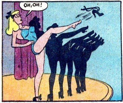 Oh, Oh! Pop Art Vintage Comic