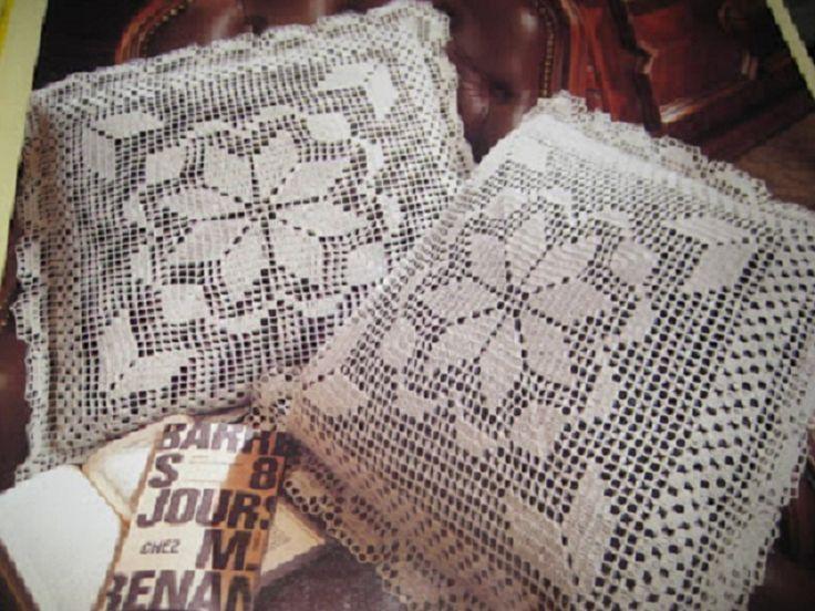 crochelinhasagulhas: вязание Крючком на дому