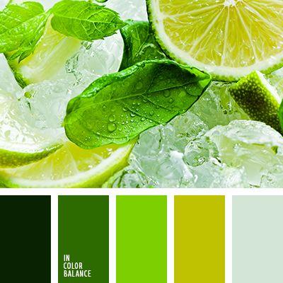 Цветовая палитра №3286
