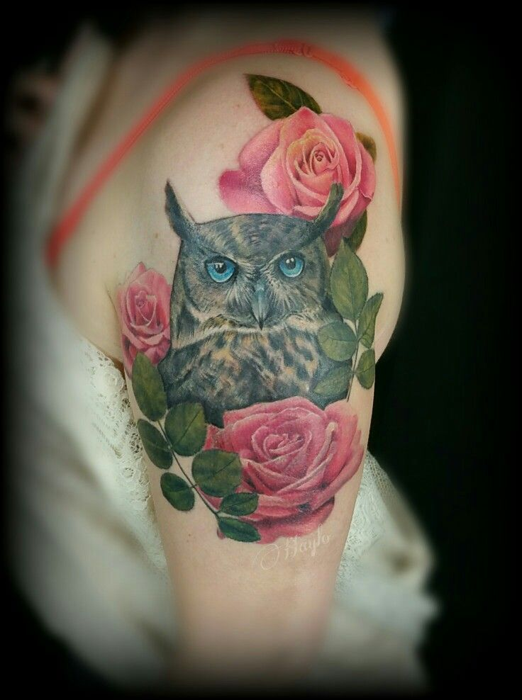 best 25 owl sleeves ideas on owl thigh