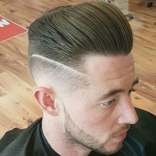 Haircut For Oval Faced Men