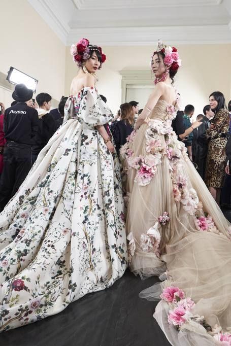 """modischste: """"Dolce & Gabbana Alta Moda Tokyo """""""