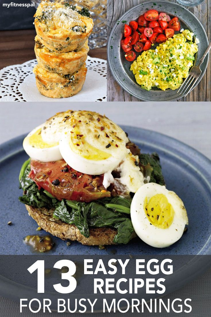 13 Easy Egg Recipes for Busy Mornings ‹ Hello Healthy