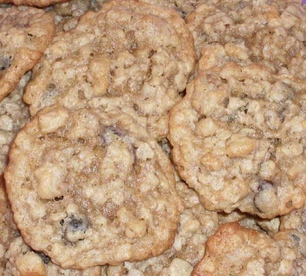 Loaded Oatmeal Cookies « Veronica's CornucopiaOatmeal Cookies, Loaded Oatmeal, Veronica Cornucopia, Sweets Treatscooki, Sweets Treats Cookies, Xmaci Feelings, Favorite Recipe