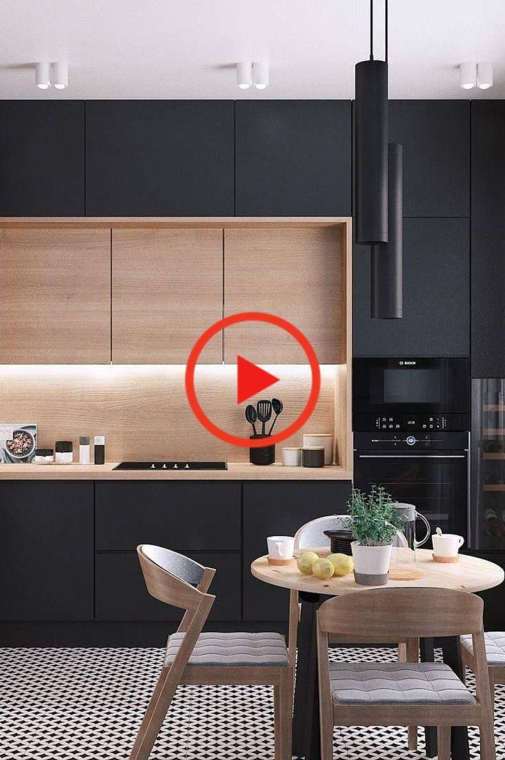 Idees De Cuisine En Forme De U Les Exemples Les Plus Efficaces De Design De La Cuisine De Vos In 2020 Home Decor Kitchen Interior Design Kitchen Kitchen Interior