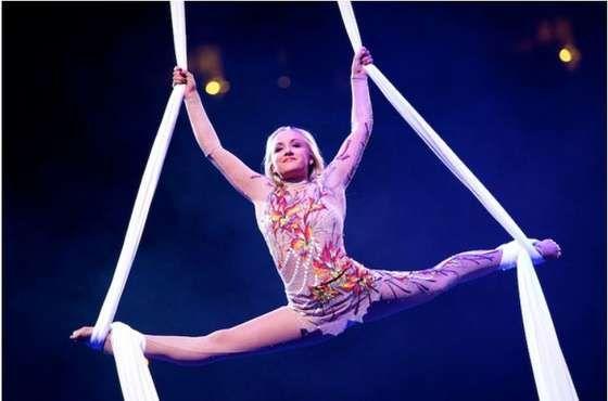 Nastia Liukin, 2012 Kellogg's Tour of Gymnastics Champions    favorite gymnast!