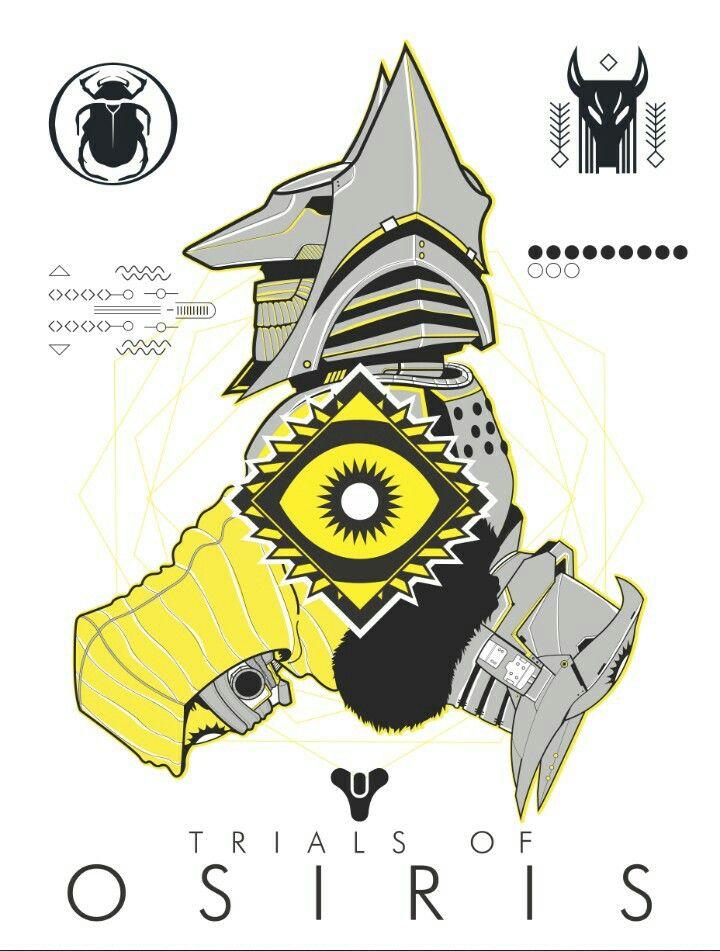 Destiny - Trials of Osiris
