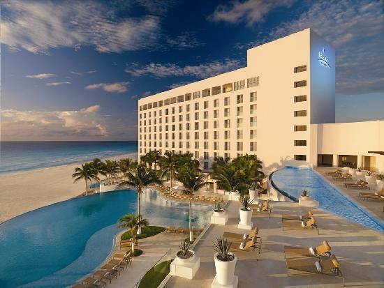 LeBlanc Spa Resort Cancun - can do without the all-inclusive in general - but this property has a great tone and feel