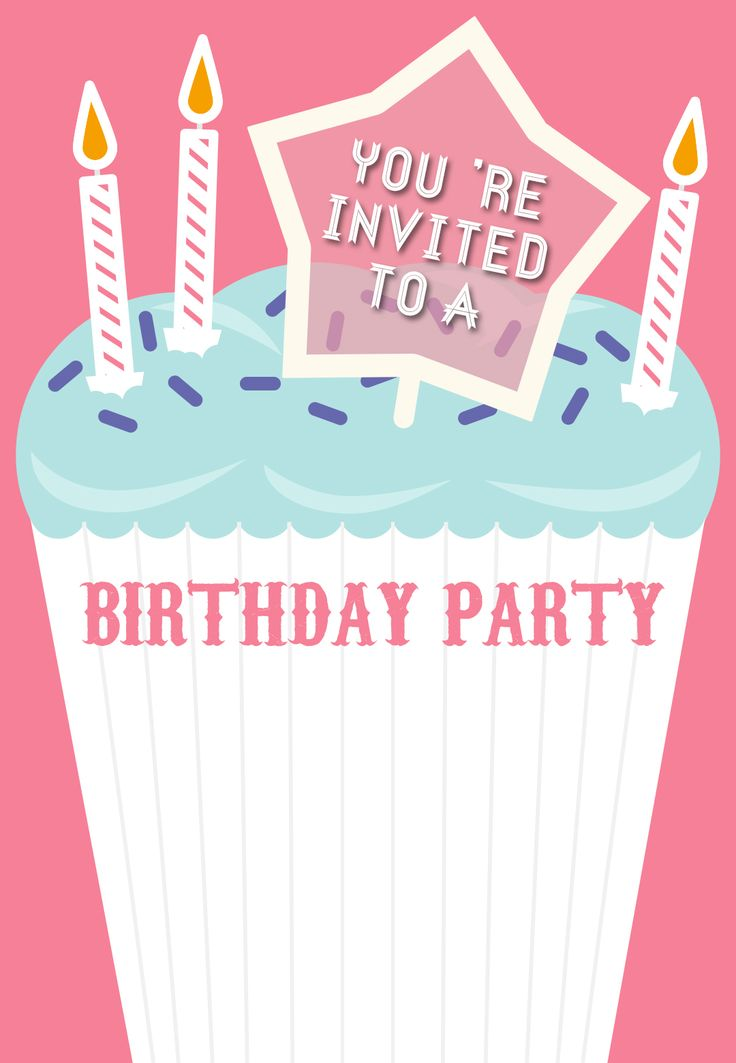 83 best images about Birthday Invitation Templates on