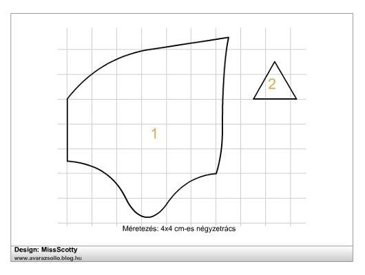 Megjött a lila sárkánysapi szabásmintája. A szabásminta tartalmazza a varrásszélességet is. Asapka hátoldalán 1cm, a tetején és az alján, valamint a tüskéken kb. 0,5-0,7cm. Klikk a szabásmintára és láthatod az elkészült sapkát.  Kiszabandó részek: sapka (az elejeközepén félbehajtott anyagból 2x), sárkánytüskék...