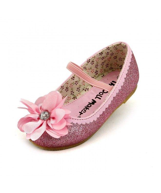 Daisy Flower Flat Shoes - FBA1531103B-9