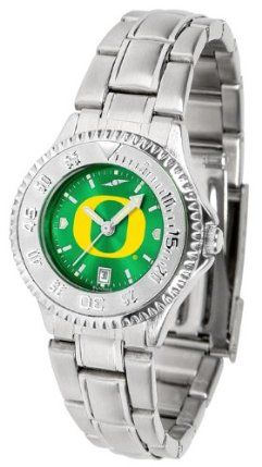 Oregon Ducks - University Of Competitor Anochrome - Steel Band - Ladies - Women's College Watches by Sports Memorabilia. $87.08. Makes a Great Gift!. Oregon Ducks - University Of Competitor Anochrome - Steel Band - Ladies