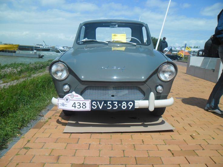 1961 - DAF Pick-Up 600
