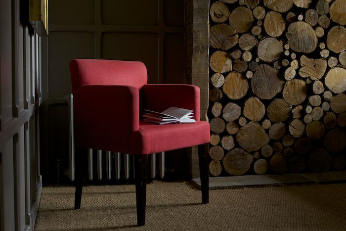 Take some time out to read at the Manor House Hotel