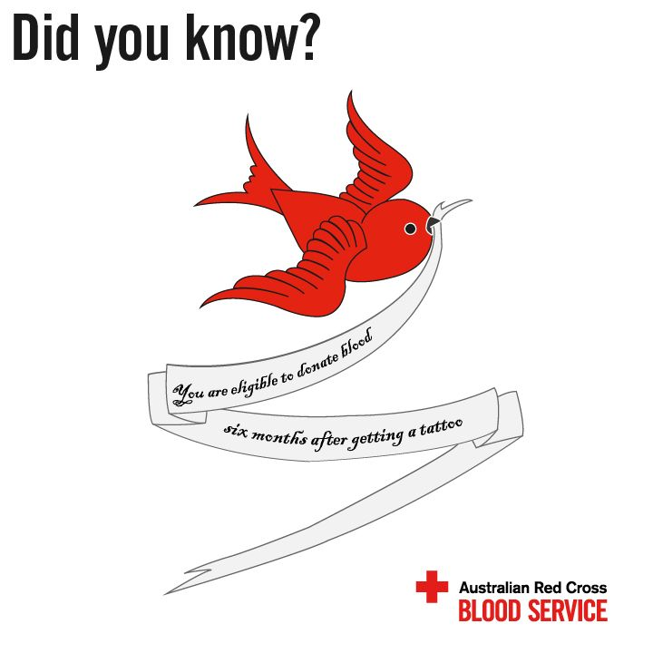 25 best images about red cross blood drive on pinterest for Can you give blood with a tattoo